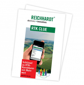 RTK CLUE Flyer