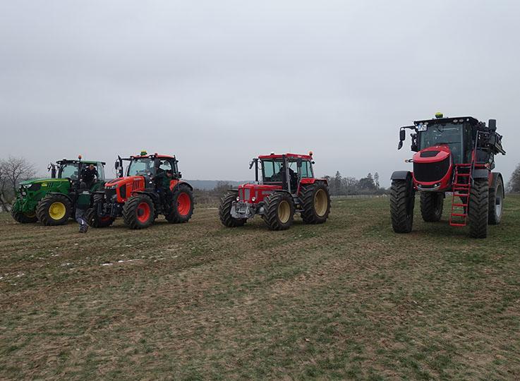 Reichhardt Produktschulung Smart Farming